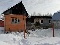 Тульская семья осталась без крыши над головой, Фото: 1