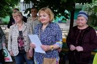 В Туле победители конкурса дворов получили сертификаты , Фото: 36