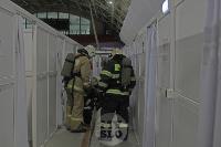 В Туле сотрудники МЧС эвакуировали госпитали госпиталь для больных коронавирусом, Фото: 30