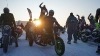 Мотороллер «Алексей Геннадьевич» из Тулы установил рекорд скорости на «Байкальской миле», Фото: 56