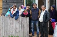 В Плеханово продолжается снос незаконных цыганских построек, Фото: 86