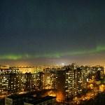 Северное сияние в России. Фото из соцсетей., Фото: 26