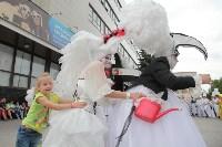 """Фестиваль уличных театров """"Театральный дворик"""", Фото: 55"""