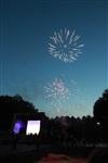 """Фейерверк в честь """"Арсенала"""" в Центральном парке. 16 мая 2014, Фото: 26"""