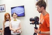 """Съемки """"Битвы салонов"""" в Туле, Фото: 2"""