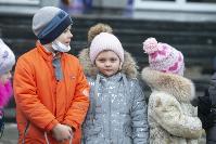 Широкая Масленица с Тульским цирком: проводы зимы прошли с аншлагом, Фото: 28