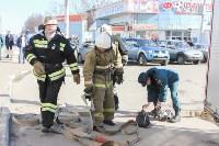 Спасатели провели учения на Московском вокзале, Фото: 1
