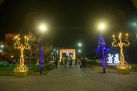 Тулу начали украшать к новому году, Фото: 25