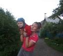 Высоко сижу, далеко гляжу)))