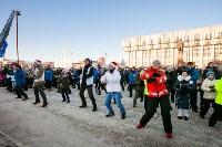 Физкультминутка на площади Ленина. 27.12.2014, Фото: 42