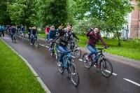 В Туле прошел большой велопарад, Фото: 67