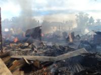В Киреевске сгорели 40 сараев, Фото: 3