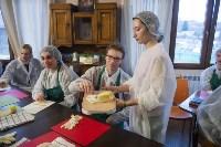 В Заокском районе приготовили камамбер с благородной плесенью, Фото: 19