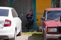Останки бойцов в деревне Криволучье, Фото: 33