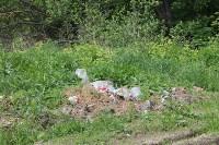В тульском Заречье жители год добиваются ликвидации ядовитой свалки, Фото: 18