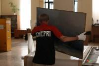 Картину «Сигнал бури» отправили в Третьяковку, Фото: 5