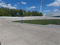 Открытое первенство города Тула по велоспорту на треке. 7 мая 2014, Фото: 2