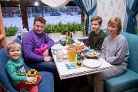 Итальянская кухня и шикарная игровая: в Туле открылось семейное кафе «Chipollini», Фото: 44