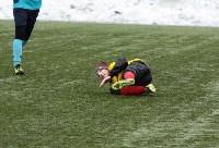"""Матч """"Тула""""-""""Кашира"""" в Новомосковске. 31.01.2015, Фото: 6"""