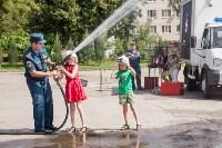 """""""Спасение от огня"""" - акция в парке, Фото: 16"""