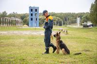 Испытания кинологов в Тульском спасательном центре, Фото: 31