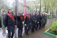 У домов тульских ветеранов прошли парады, Фото: 16