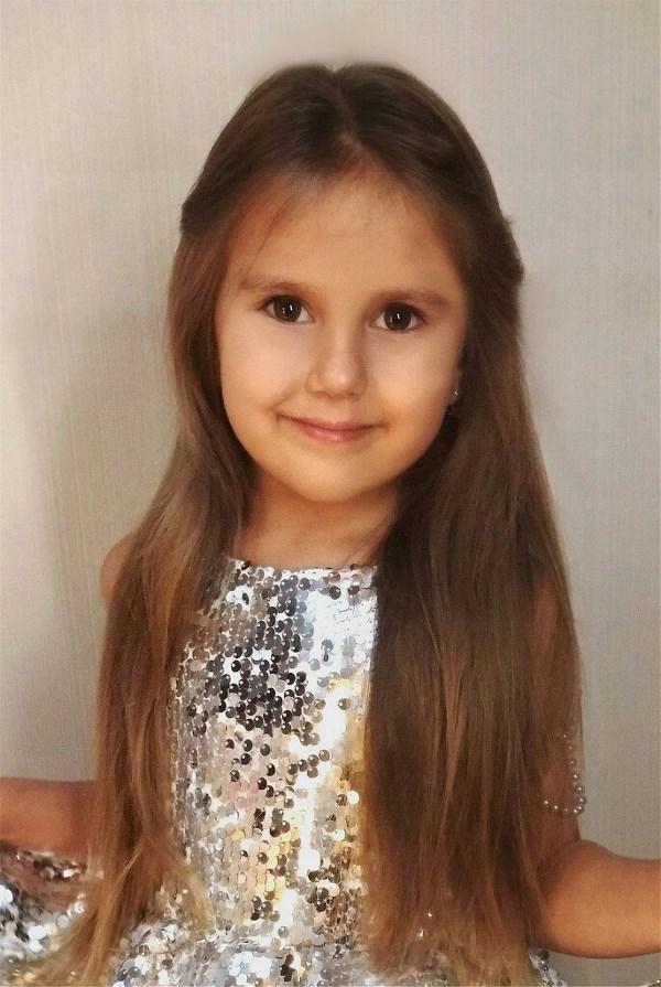Суховерхова Валерия, 5 лет