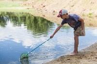 Реконструкция пруда в Ширинском поселке, Фото: 10