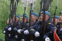 У домов тульских ветеранов прошли парады, Фото: 12