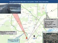 В Тульской области составили схемы объездных путей в случае подтопления мостов , Фото: 2