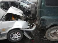 Аварии на трассе Тула-Новомосковск. , Фото: 9
