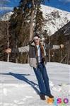 Состязания лыжников в Сочи., Фото: 29