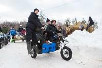 От зимнего мототоксикоза – мотослет «Самовар-Треффен» , Фото: 30