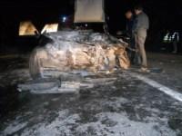 Авария на трассе Тула-Новомосковск ночью 6 октября, Фото: 3