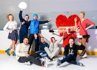 """""""Ночной лёд"""" в честь Дня святого Валентина, Фото: 21"""