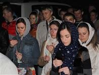 Пасхальная служба в Успенском соборе. 20.04.2014, Фото: 30