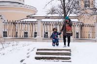 Мартовский снег в Туле, Фото: 100