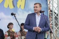 Алексей Дюмин посетил Епифанскую ярмарку, Фото: 5