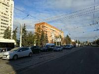 Перекрыли улицу Металлистов, Фото: 2