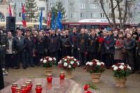 Панихида по погибшим в локальных войнах и военных конфликтах 13 февраля 2015 года, Фото: 1