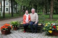 Александр Александрович Пушкин и его жена Мария-Мадлен с визитом в Ясную Поляну, Фото: 4