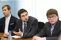 Депутаты Тульской облдумы обсудили с молодыми учеными вопросы развития гражданского общества, Фото: 5