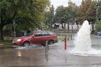 Фонтан на пересечении ул. Свободы и ул. Каминского, Фото: 5