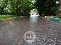 Дворы на Красноармейском проспекте затопило нечистотами, Фото: 20