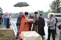 Сотрудники ОМОН поклонились мощам святого великомученика Георгия Победоносца, Фото: 6