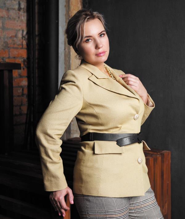 Екатерина Пронина, руководитель SPA STUDIO by EKATERINA PRONINA