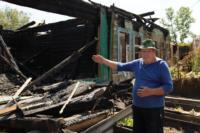 Сгоревший в Алексине дом, Фото: 20