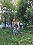 Аварийная детская площадка на Косой Горе, Фото: 4