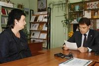 Встреча Владимира Груздева с жителями Ленинского района, Фото: 14