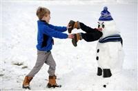 Задорные снеговики, Фото: 5